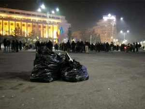 protest romania lifeoftwo