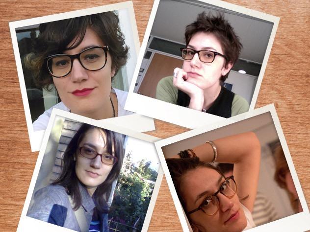glasses oana
